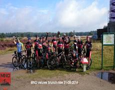 MND Bike Brunch Apeldoorn 2e editie
