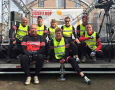 Succesvolle supporting IJsselloop 2015